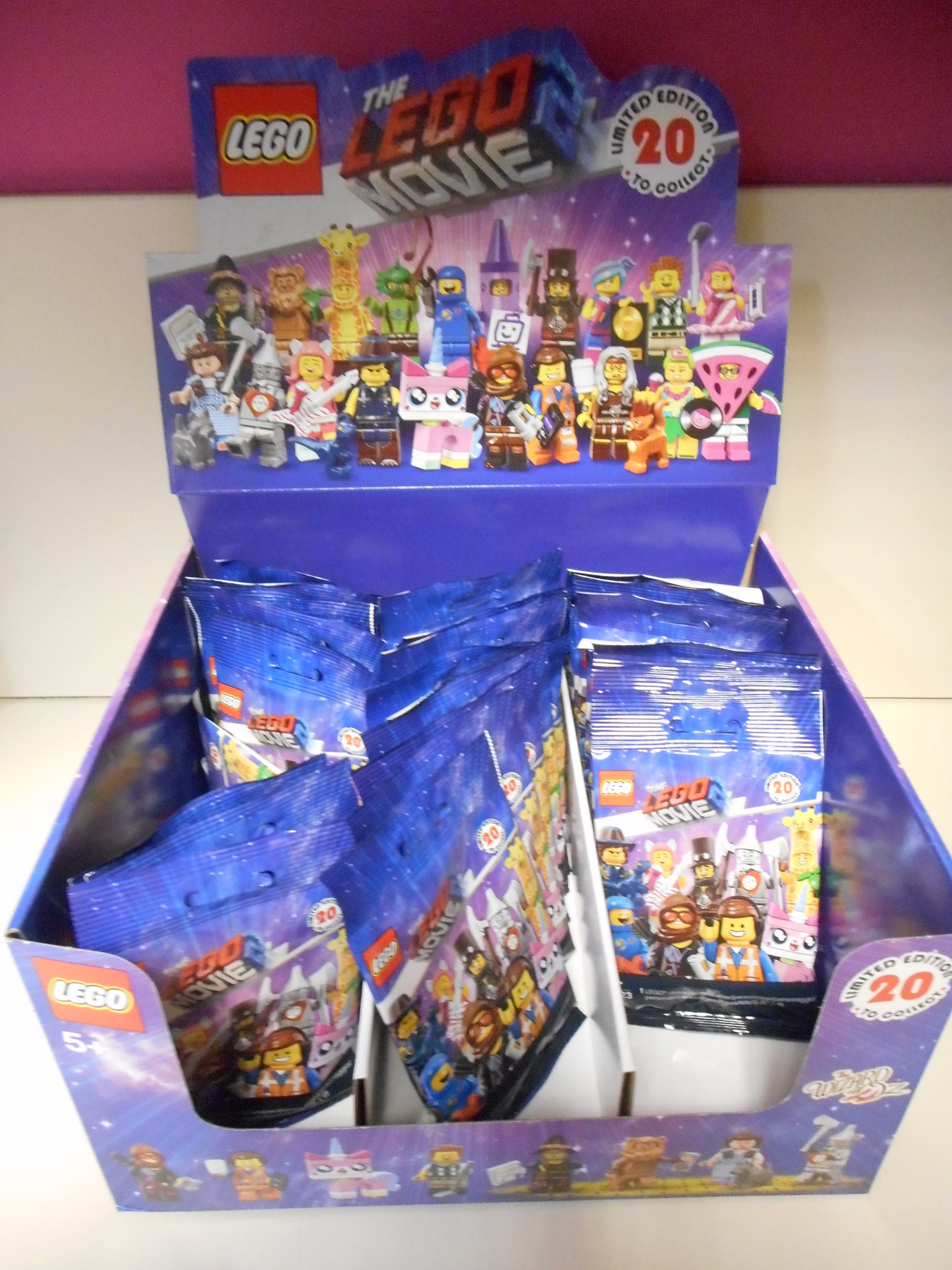LEGO The Movie 2 Minifigures