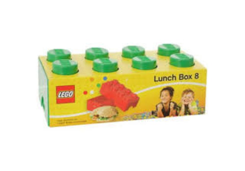 Lunchbox 2x4  Green