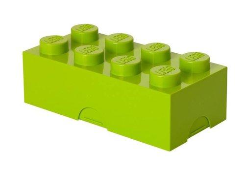 Lunchbox 2x4 Limoen Groen
