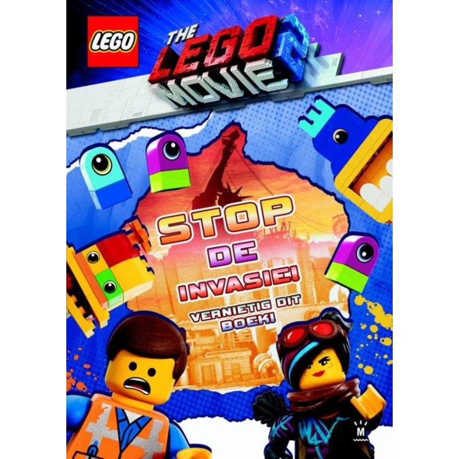 LEGO - Books - LEGO The Movie 2 - Stop the Invasion! Destroy this Book!