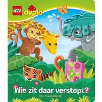 LEGO - Boeken - LEGO Duplo - Wie zit daar verstopt?