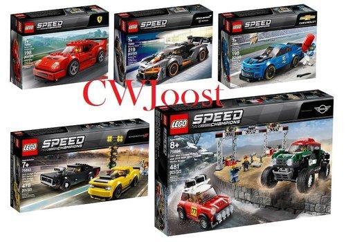 Speed Champions Advantage Bundle 2019