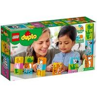 LEGO - Duplo -  Mijn Eerste Leuke Puzzel - 10885