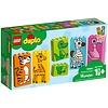 LEGO Duplo LEGO - Duplo -  Mijn Eerste Leuke Puzzel - 10885