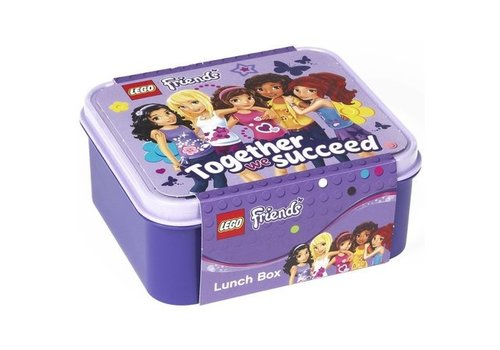 Lunch Box Friends Purple