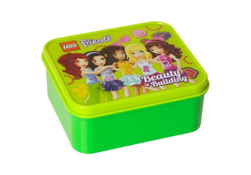 Lunch Box Friends Green