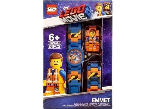 Horloge: Emmet