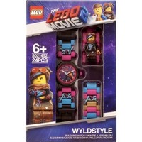 LEGO® - LEGO® The Movie 2 - Horloge: Wyldstyle