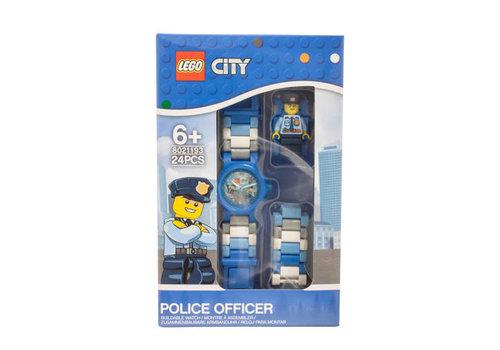Horloge: Politieman