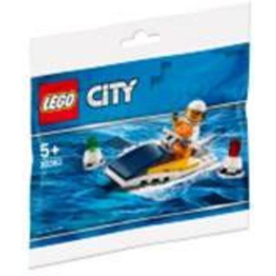 LEGO®  City Jetski 30363 (Polybag)