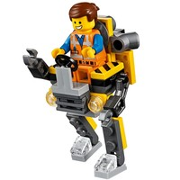 LEGO® The Movie 2 Mini-Meesterbouwer Emmet 30529 (Polybag)