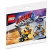 LEGO® The Movie 2  LEGO® The Movie 2 Mini Master Builder Emmet 30529 (Polybag)