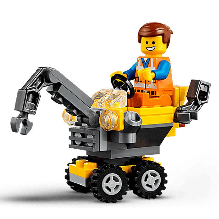 LEGO® The Movie 2 Mini Master Builder Emmet 30529 (Polybag)