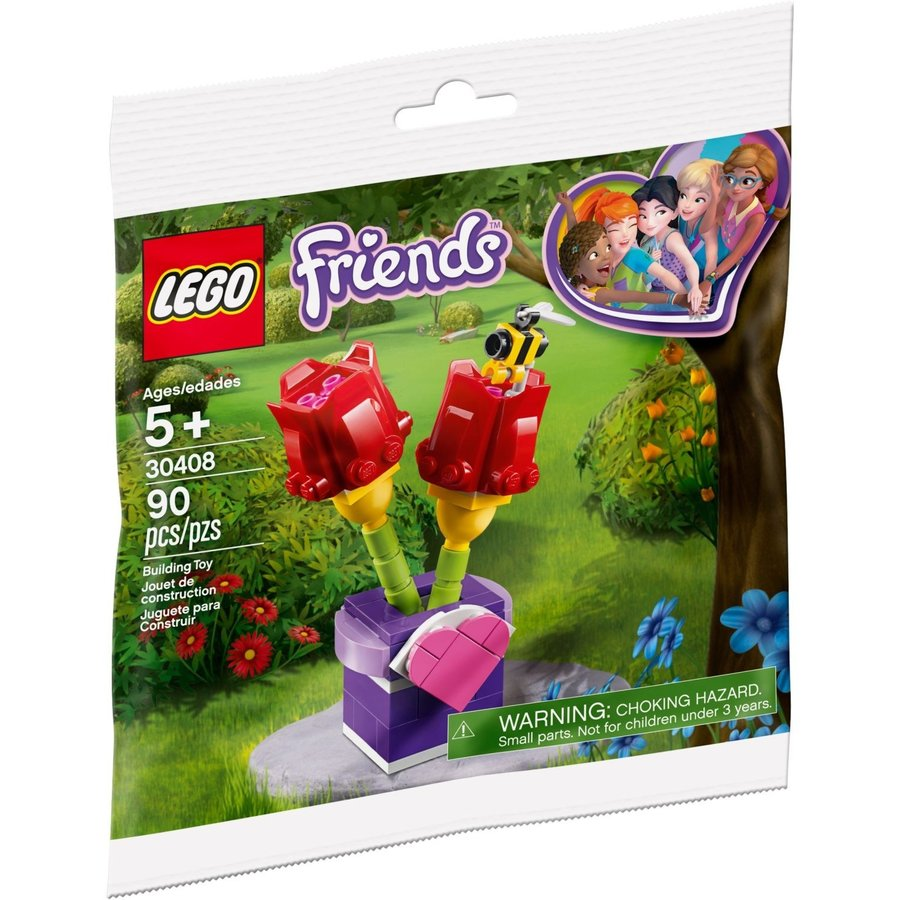 LEGO® Friends Tulips 30408  (Polybag)
