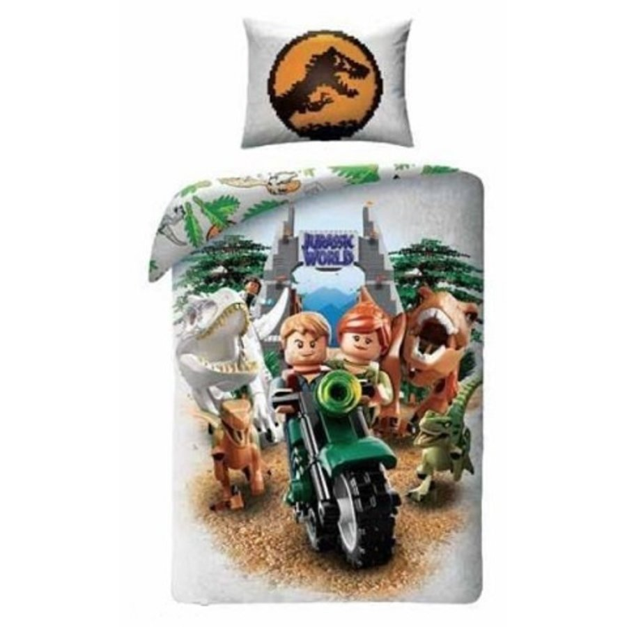 LEGO® Jurassic World Duvet cover