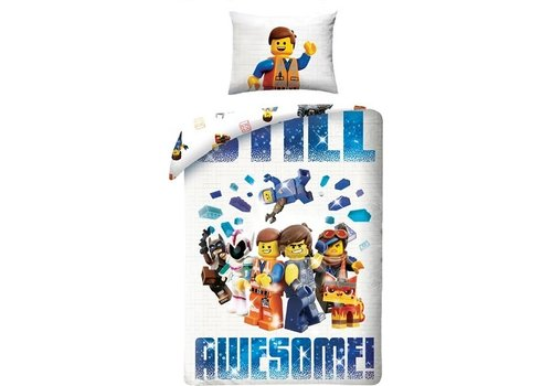 Duvet cover: The LEGO Movie 2