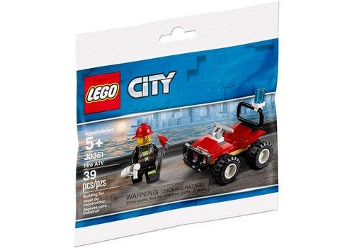 Brandweer ATV (Polybag)