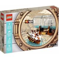 LEGO® Ideas Ship in a Bottle 21313