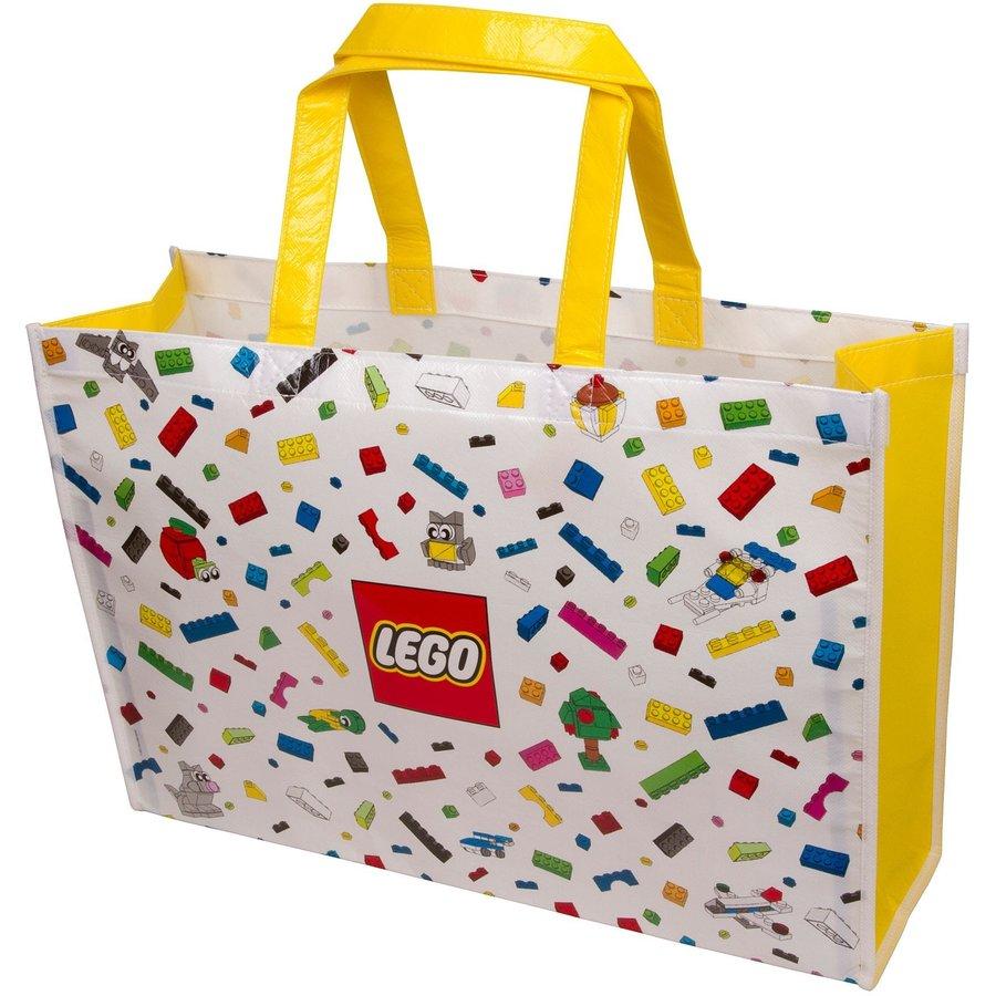LEGO® Licensed Boodschappentas