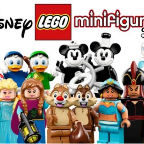 LEGO® Disney 2 Collectible Minifigures revealed!