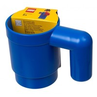 LEGO® Licensed Giant Drinking Cup Blue