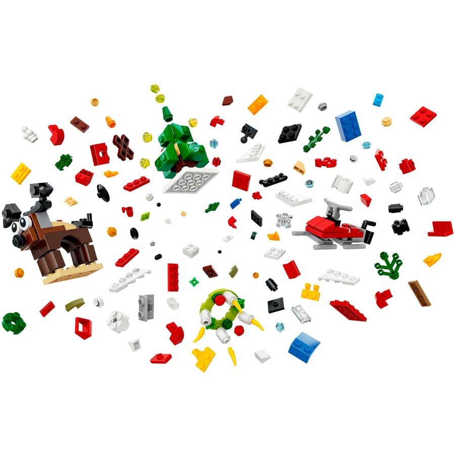 LEGO® Seasonal Kerstbouwset 40253