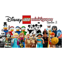 LEGO® Disney Collectible Minifigures Series 2 71024