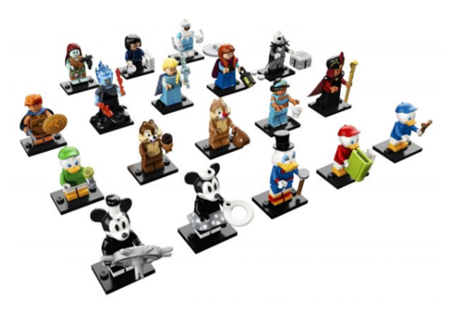 Disney Serie 2 Collectible Minifigures