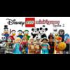 Disney LEGO® Disney Collectible Minifiguren Serie 2 71024