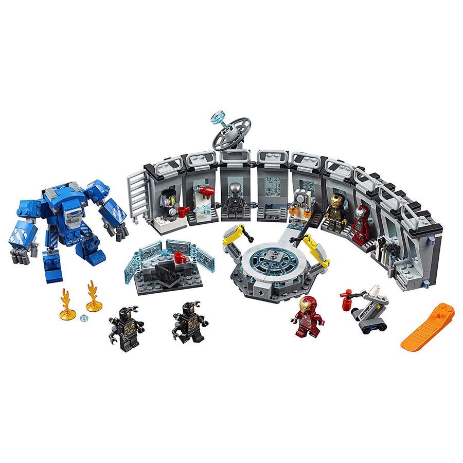 LEGO® Marvel Avengers Iron Man Hall of Armour 76125