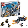 Super heroes LEGO® Marvel Avengers Captain America: Outriders Attack 76123