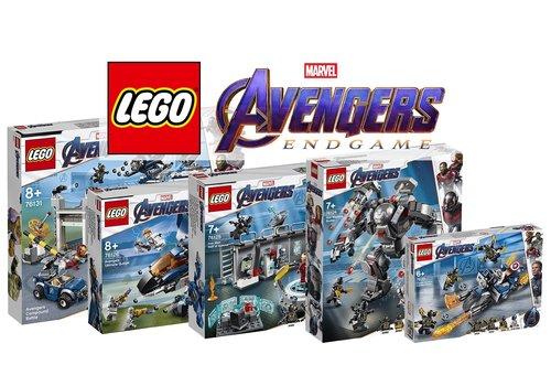 Avengers Endgame Voordeelbundel