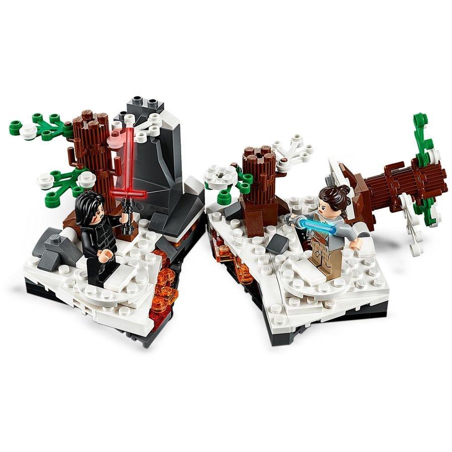 LEGO® Star Wars™ Duel op de Starkiller Basis 75236