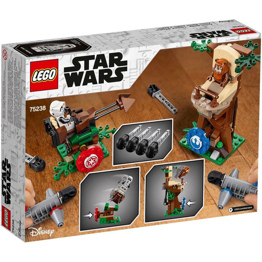 LEGO® STAR WARS™ Action Battle Endor Assault 75238