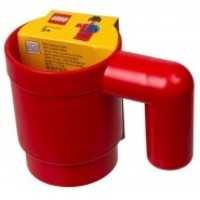 LEGO® Licensed Giant Drinking Cup Red