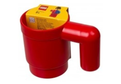 Giant Drinking Cup Red