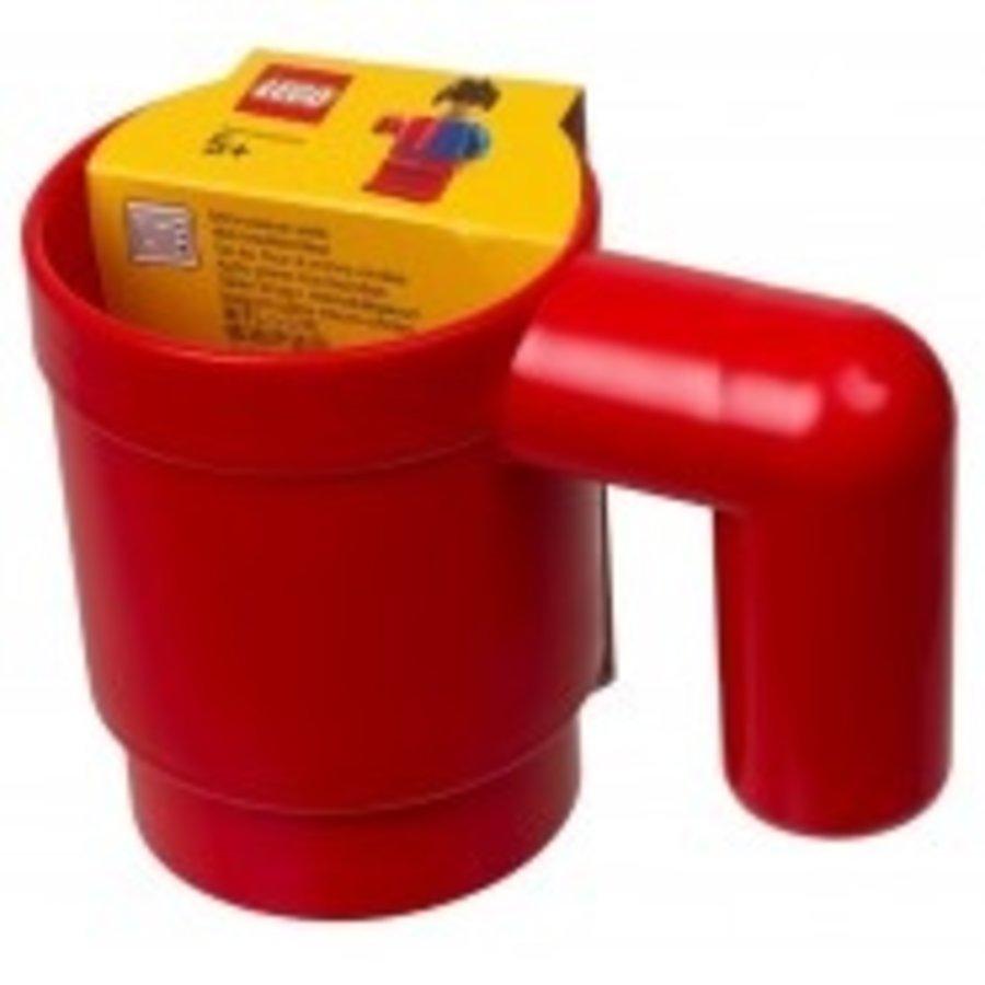 LEGO® Licensed Reuzen Drinkbeker Rood