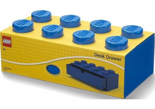 Desk Drawer Blue