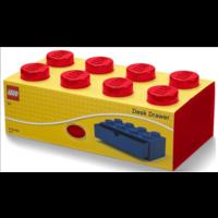 LEGO® Storage Desk Drawer Red