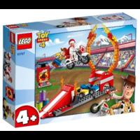 LEGO® Disney Pixar Toy Story 4 Duke Caboom's Stunt Show 10767