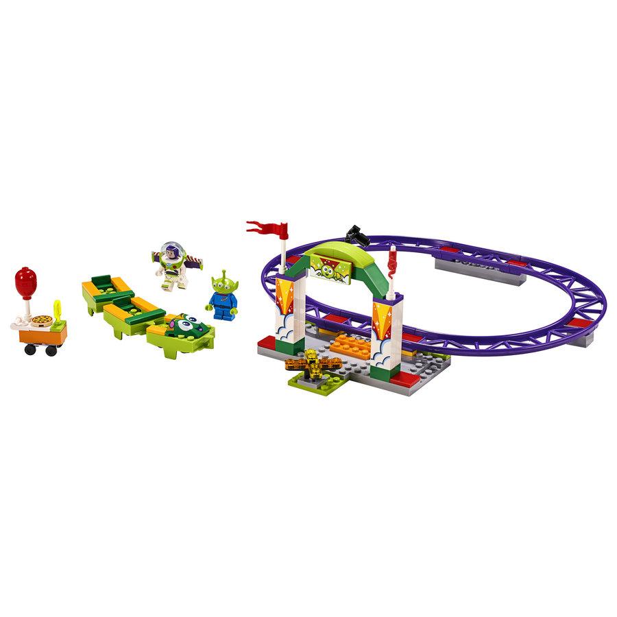 LEGO® Disney Pixar Toy Story 4 Carnival Thrill Coaster 10771