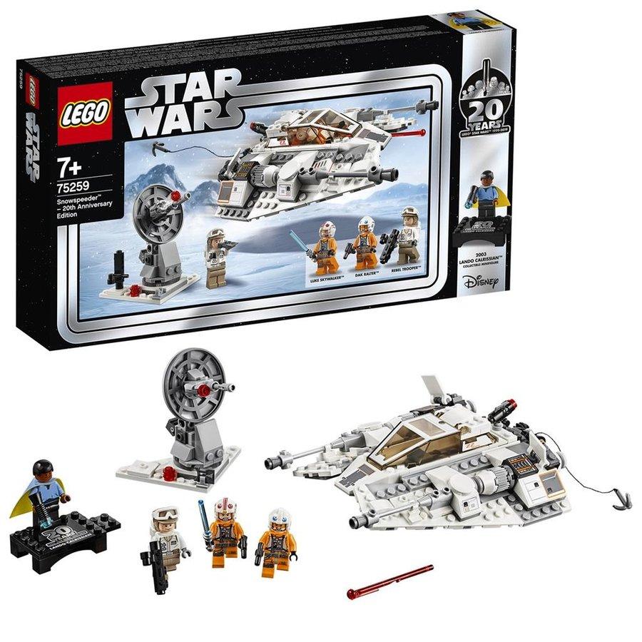 LEGO® Star Wars™ Snowspeeder 75259