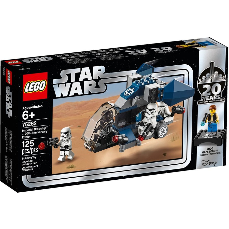 LEGO® Star Wars™ Imperial Dropship 75262