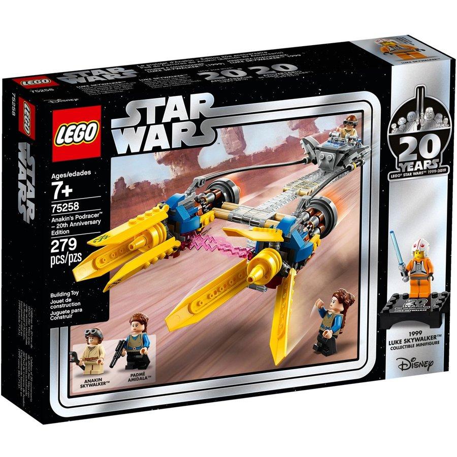 LEGO® Star Wars™ Anakin's Podracer 75258