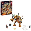 Super heroes LEGO® Marvel Super Heroes Spiderman Molten Man Battle 76128