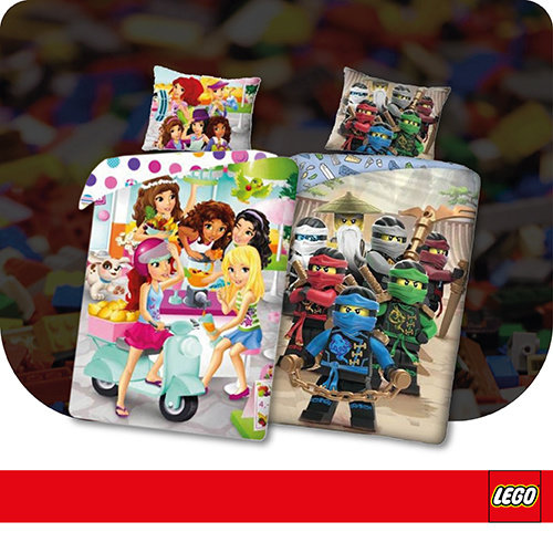 LEGO® Quilts