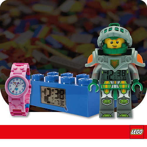 LEGO® Clocks & Calendars