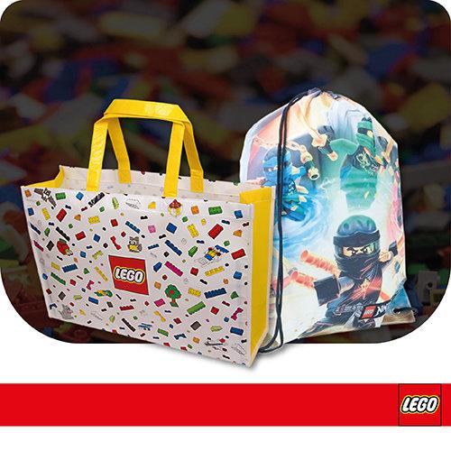 LEGO® Tassen & Rugzakken