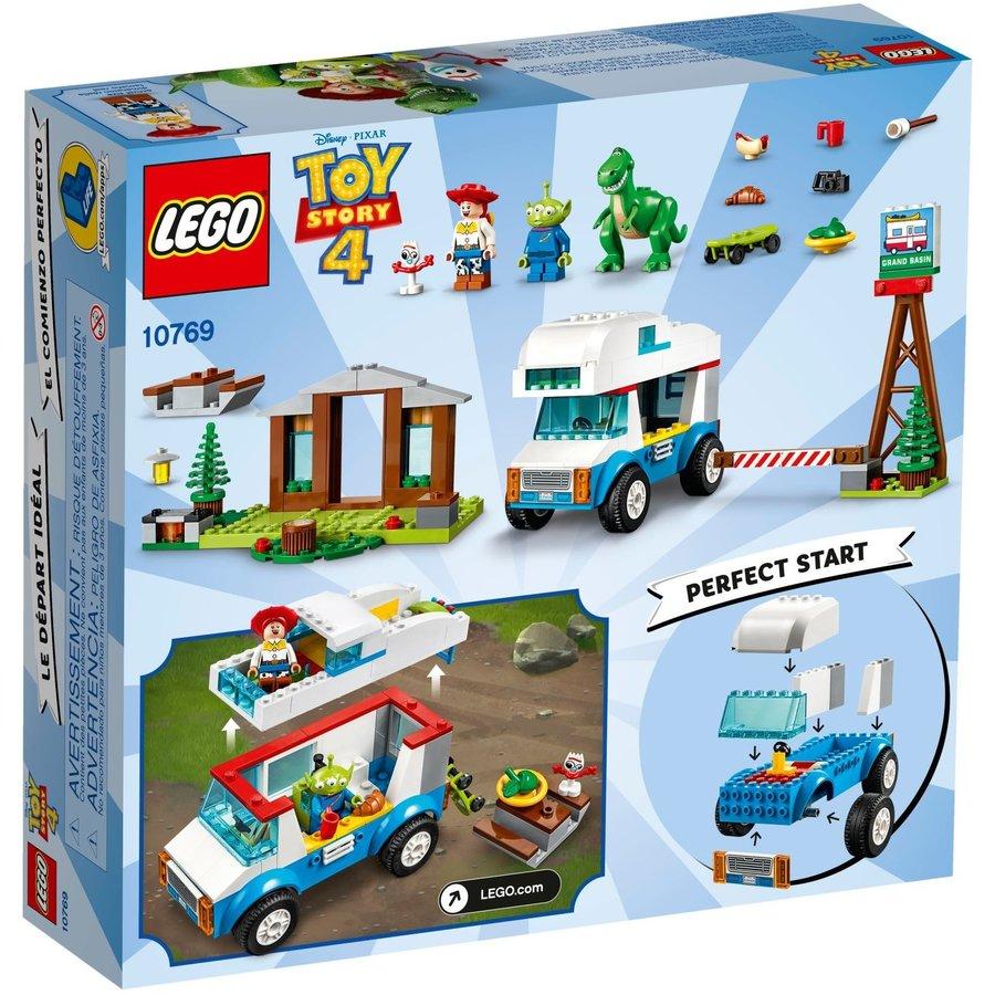 LEGO® Disney Pixar Toy Story 4 Campervakantie 10769