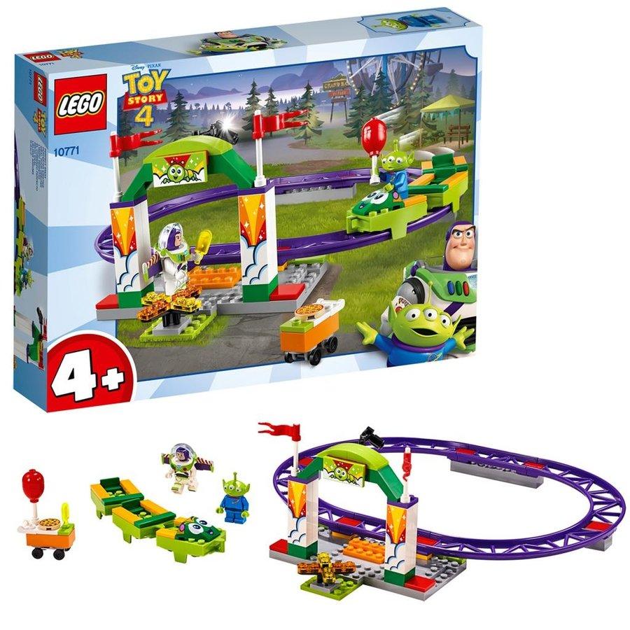 LEGO® Disney Pixar Toy Story 4 Kermis Achtbaan  10771